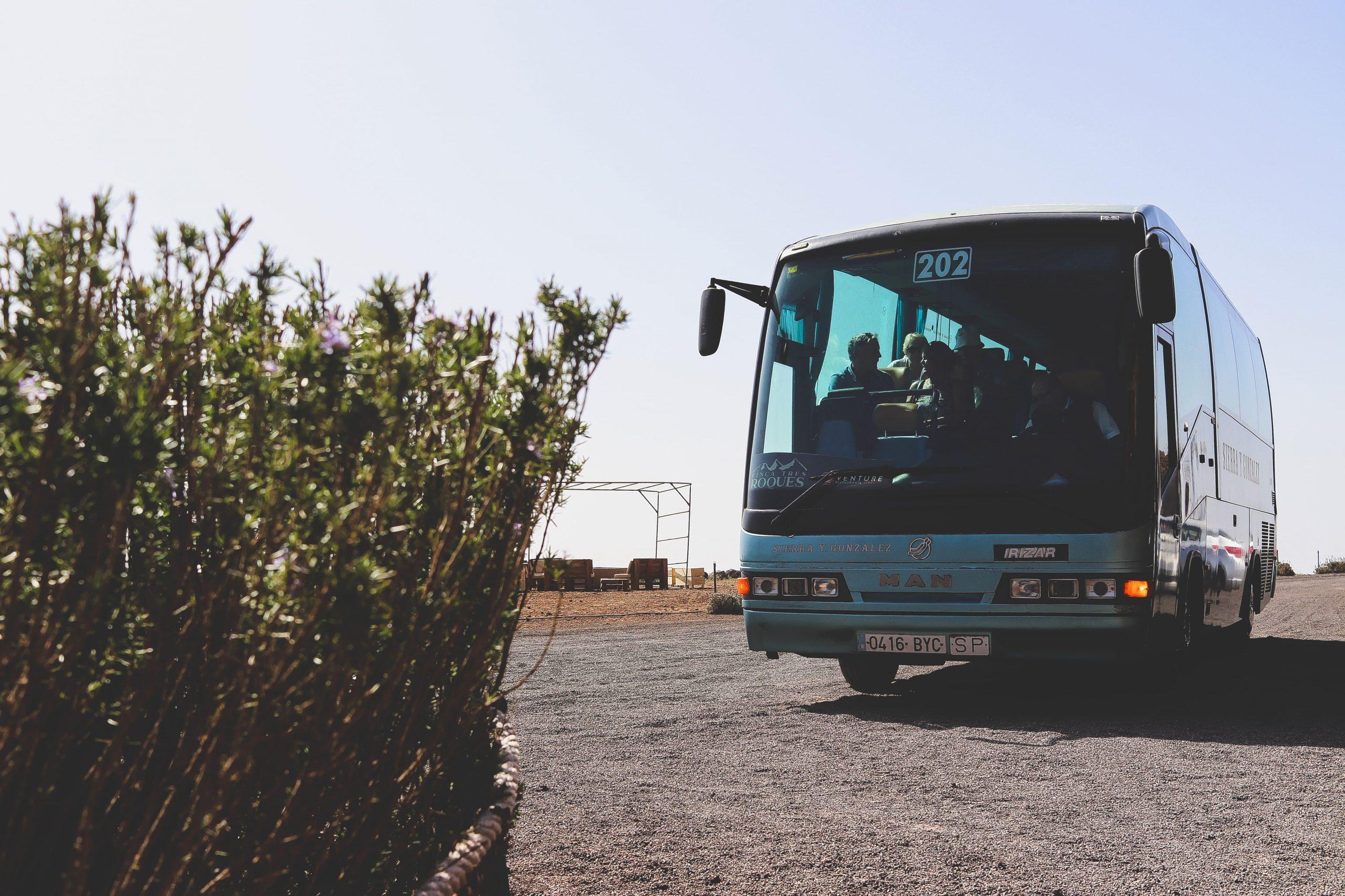 Finca Tres Roques Bus